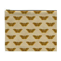 Vintage Moth Cosmetic Bag (XL)