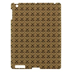 Vintage Wallpaper Apple iPad 3/4 Hardshell Case