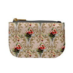 Vintage Wallpaper Coin Change Purse by EndlessVintage