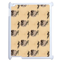 The Witches Flight  Apple iPad 2 Case (White)