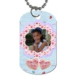 2sided dog tag - Dog Tag (Two Sides)