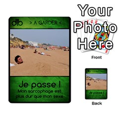 Dlb Final2 By Julien Prodigue   Multi Purpose Cards (rectangle)   A8axoveip7k0   Www Artscow Com Front 49