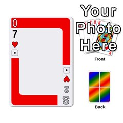 Rainbow Deck V2 1 Deck 1 By Changcai   Playing Cards 54 Designs   M4cjhdnbvy5k   Www Artscow Com Front - Spade8