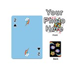 Pony Cards 1 (With Pips) - Playing Cards 54 (Mini)