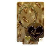 Gold Love Kindle2 Skin - Amazon Kindle 2 Skin