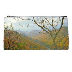 Way Above The Mountains Pencil Case by Majesticmountain