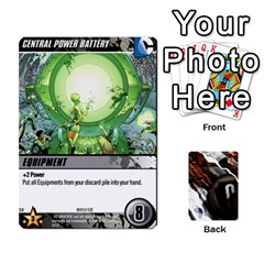 Dcdbg Green Lantern Expansion1 By Mark   Playing Cards 54 Designs   Aaut4dy3y6sk   Www Artscow Com Front - Spade2