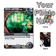 Jack Dcdbg Green Lantern Expansion1 By Mark   Playing Cards 54 Designs   Aaut4dy3y6sk   Www Artscow Com Front - SpadeJ
