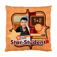 Back To School By School   Standard Cushion Case (two Sides)   Hx4wfosw3g1h   Www Artscow Com Front
