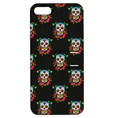 Sugar Skull Apple iPhone 5 Hardshell Case with Stand by EndlessVintage