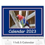 My little Perfect Wall Calendar 11x8.5 - Wall Calendar 11  x 8.5  (12-Months)