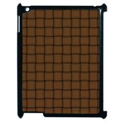 Brown Nose Weave Apple Ipad 2 Case (black) by BestCustomGiftsForYou
