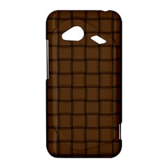 Brown Nose Weave HTC Droid Incredible 4G LTE Hardshell Case by BestCustomGiftsForYou