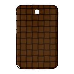 Brown Nose Weave Samsung Galaxy Note 8 0 N5100 Hardshell Case  by BestCustomGiftsForYou