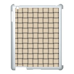 Champagne Weave Apple Ipad 3/4 Case (white) by BestCustomGiftsForYou