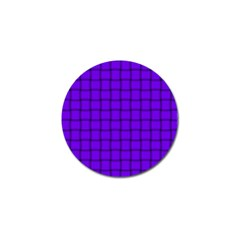 Violet Weave Golf Ball Marker 10 Pack by BestCustomGiftsForYou