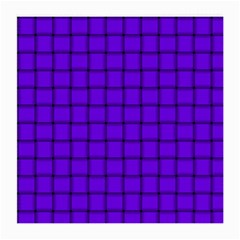 Violet Weave Glasses Cloth (Medium, Two Sided)