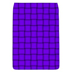 Violet Weave Removable Flap Cover (large)