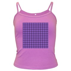 Amethyst Weave Spaghetti Top (colored) by BestCustomGiftsForYou