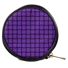 Amethyst Weave Mini Makeup Case