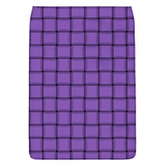 Amethyst Weave Removable Flap Cover (large) by BestCustomGiftsForYou
