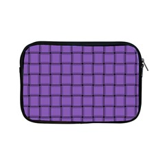 Amethyst Weave Apple Ipad Mini Zipper Case by BestCustomGiftsForYou