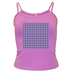 Light Pastel Purple Weave Spaghetti Top (colored) by BestCustomGiftsForYou