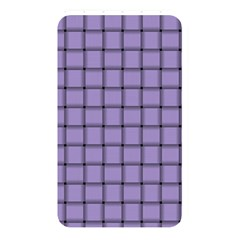 Light Pastel Purple Weave Memory Card Reader (rectangular)