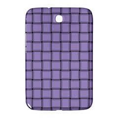 Light Pastel Purple Weave Samsung Galaxy Note 8 0 N5100 Hardshell Case  by BestCustomGiftsForYou