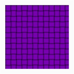 Dark Violet Weave Glasses Cloth (medium) by BestCustomGiftsForYou