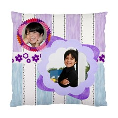 Blue  By Ivelyn   Standard Cushion Case (two Sides)   Casf41273cjy   Www Artscow Com Front