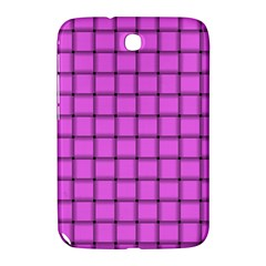 Ultra Pink Weave  Samsung Galaxy Note 8 0 N5100 Hardshell Case  by BestCustomGiftsForYou