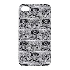 Calavera Oaxaquea By José Guadalupe Posada 1903 Apple iPhone 4/4S Premium Hardshell Case by EndlessVintage