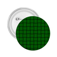 Green Weave 2 25  Button by BestCustomGiftsForYou