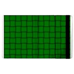 Green Weave Apple Ipad 2 Flip Case by BestCustomGiftsForYou