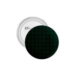 Dark Green Weave 1 75  Button by BestCustomGiftsForYou