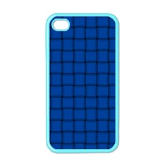 Cobalt Weave Apple Iphone 4 Case (color) by BestCustomGiftsForYou