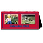 A Little Perfect Desktop Calendar 11x5 - Desktop Calendar 11  x 5