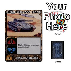 Battletech: Domination V2 1 Supply Cards By Scott Heise   Playing Cards 54 Designs   Zqq7ttyiolkk   Www Artscow Com Front - Spade4