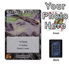 Ace Battletech: Domination V2 1 Supply Cards By Scott Heise   Playing Cards 54 Designs   Zqq7ttyiolkk   Www Artscow Com Front - HeartA