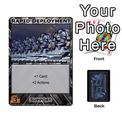 Battletech: Domination V2 1 Supply Cards By Scott Heise   Playing Cards 54 Designs   Zqq7ttyiolkk   Www Artscow Com Front - Diamond6