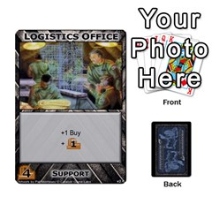 Battletech: Domination V2 1 Supply Cards By Scott Heise   Playing Cards 54 Designs   Zqq7ttyiolkk   Www Artscow Com Front - Diamond8