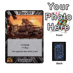 Jack Battletech: Domination V2 1 Supply Cards By Scott Heise   Playing Cards 54 Designs   Zqq7ttyiolkk   Www Artscow Com Front - DiamondJ
