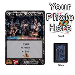 King Battletech: Domination V2 1 Supply Cards By Scott Heise   Playing Cards 54 Designs   Zqq7ttyiolkk   Www Artscow Com Front - DiamondK