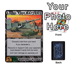 Battletech: Domination V2 1 Supply Cards By Scott Heise   Playing Cards 54 Designs   Zqq7ttyiolkk   Www Artscow Com Front - Club3