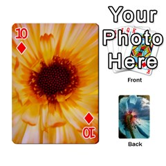 Playing Cards By Molly   Playing Cards 54 Designs   Jezw1pby4vbz   Www Artscow Com Front - Diamond10