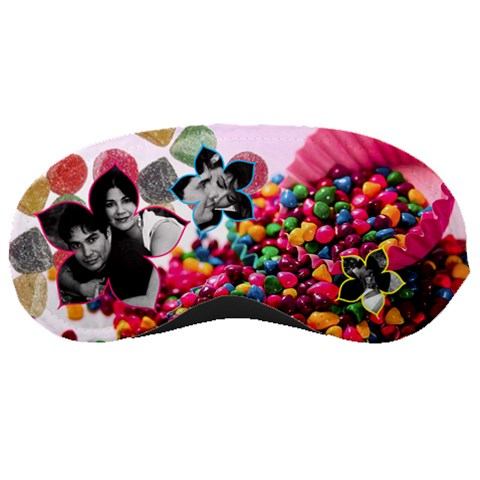 Sweet Dreams By Ivelyn   Sleeping Mask   46844i6rswpy   Www Artscow Com Front
