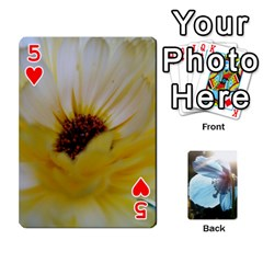 Playing Cards By Molly   Playing Cards 54 Designs   M9bg8q7qoqdl   Www Artscow Com Front - Heart5