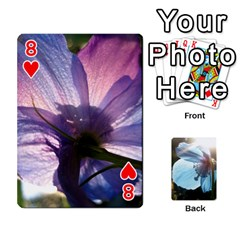Playing Cards By Molly   Playing Cards 54 Designs   M9bg8q7qoqdl   Www Artscow Com Front - Heart8