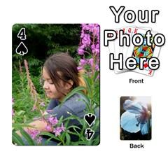 Playing Cards By Molly   Playing Cards 54 Designs   M9bg8q7qoqdl   Www Artscow Com Front - Spade4